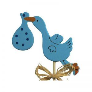 Pick Cigüeña azul