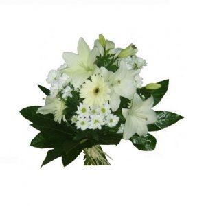 Ramo flores blancas