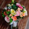 ramo exotico rosas colores