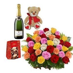 Pack con 30 Rosas de regalo