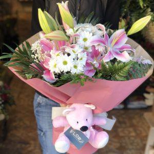 Flores para bebé