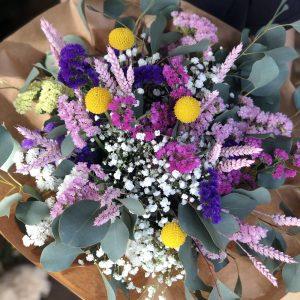 Flores naturales para secar